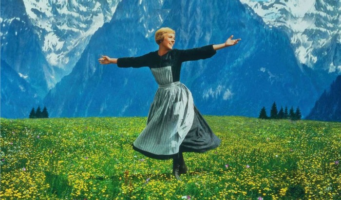 he sound of music