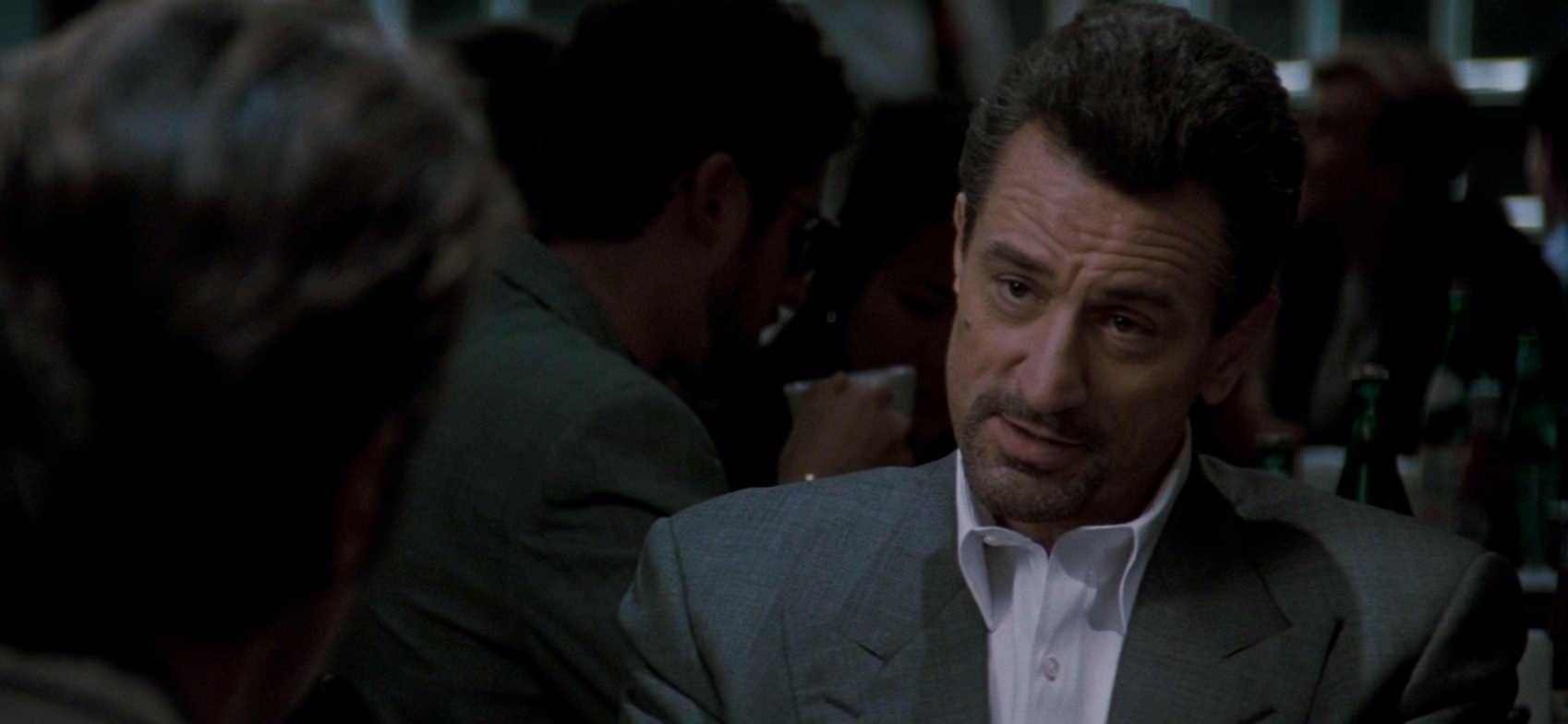 The incredible heat diner scene was never rehearsed by al pacino the incredible heat diner scene was never rehearsed by al pacino robert de niro m4hsunfo