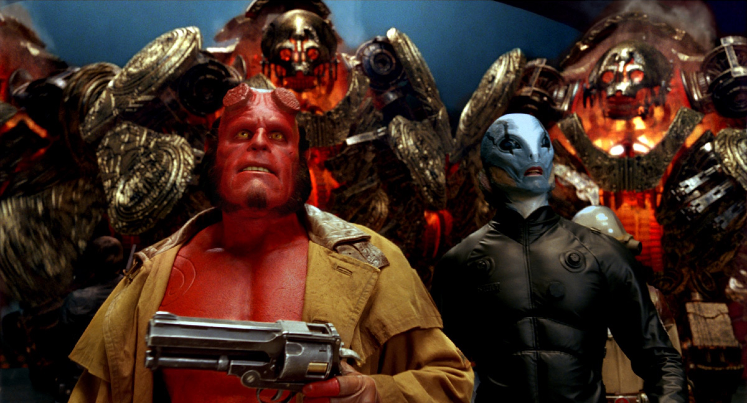 The Best Comic Book Movies Of All Time