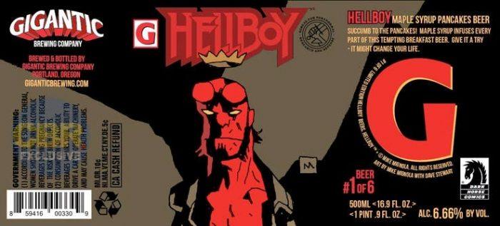 Hellboy Craft Beers