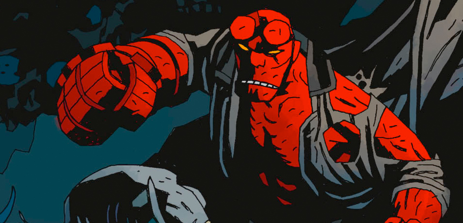 More Hellboy Reboot Characters Unveiled