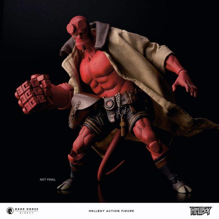 Hellboy - Dark Horse Direct Figure