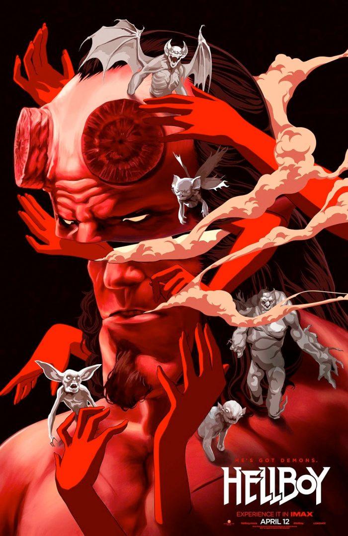 Hellboy IMAX Poster