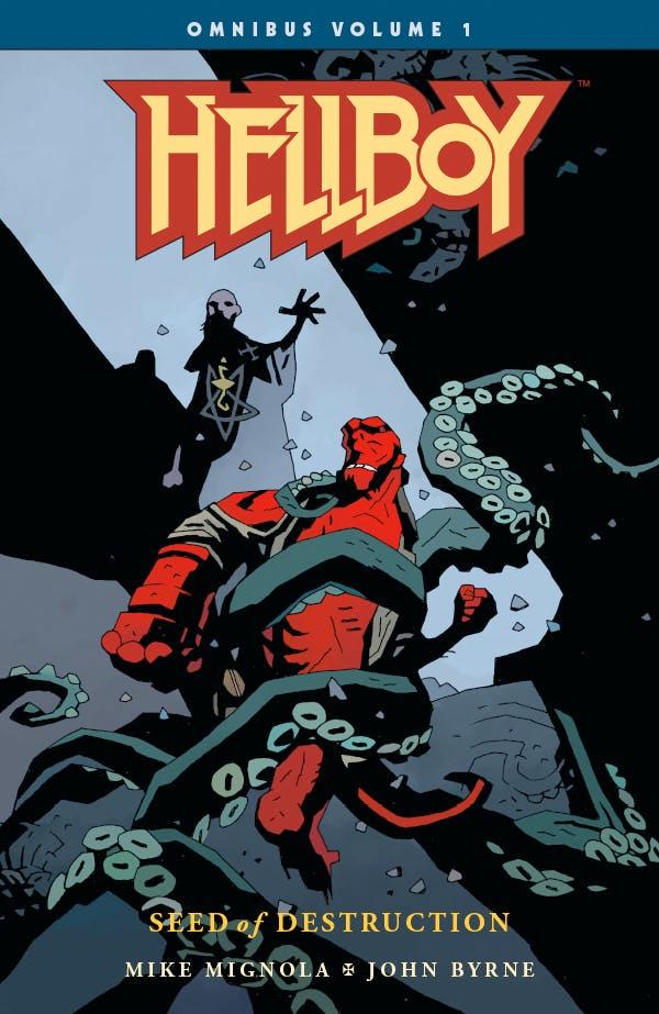 Hellboy Omnibus Vol 1