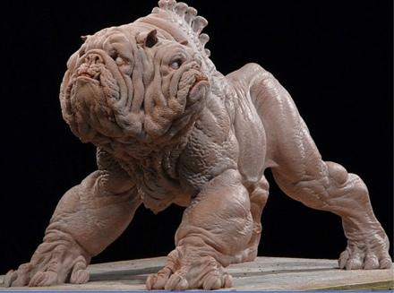 Hellboy 2 Dog