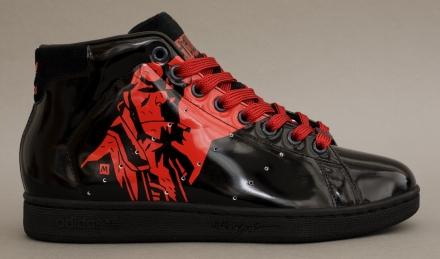 Hellboy Stan Mid Adidas Sneaker