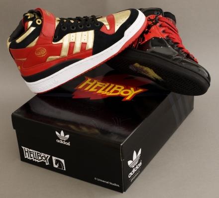 hellboy adidas sneakers