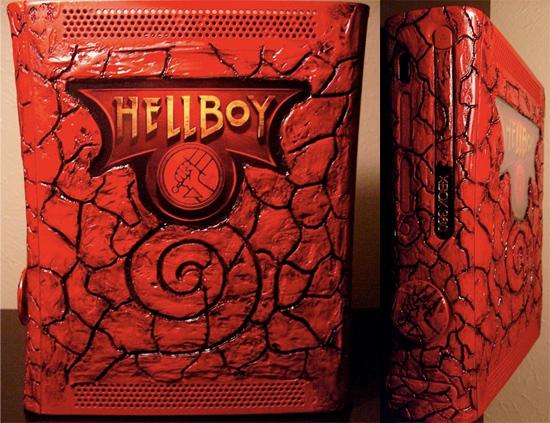 hellboy xbox