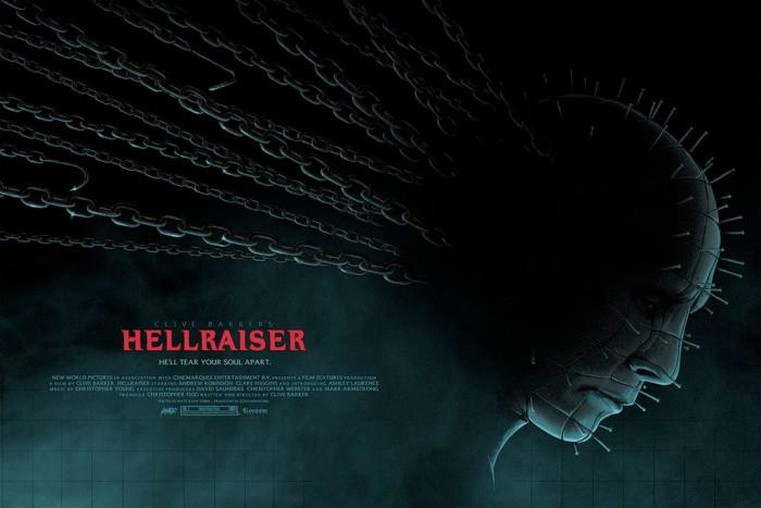 Hellraiser Print