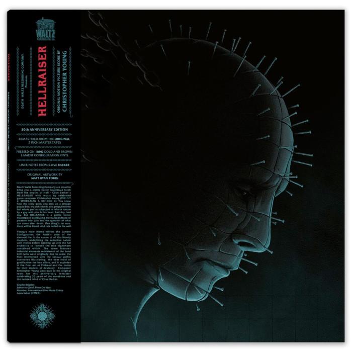 Hellraiser Vinyl Soundtrack