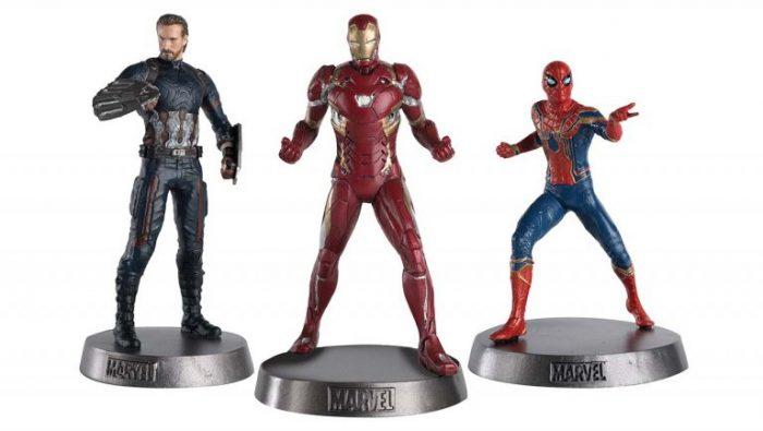 Hero Collector MCU Figurines