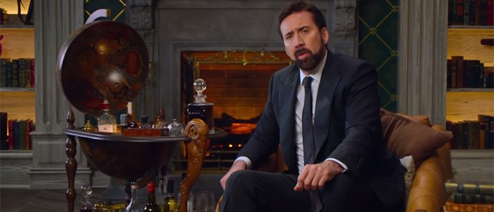 'History of Swear Words' Clip: Nicolas Cage Digs into an Expletive That Can Be Used As a Weapon