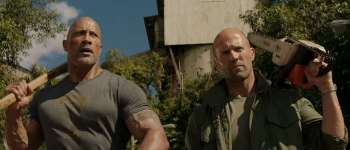 Hobbs and Shaw Featurettes