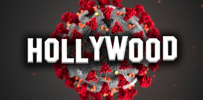 hollywood funds for coronavirus