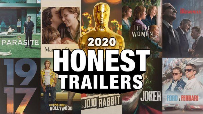 2020 Oscars Honest Trailers