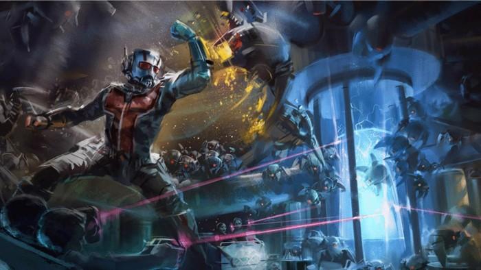 hong kong disneyland marvel ride astro blasters
