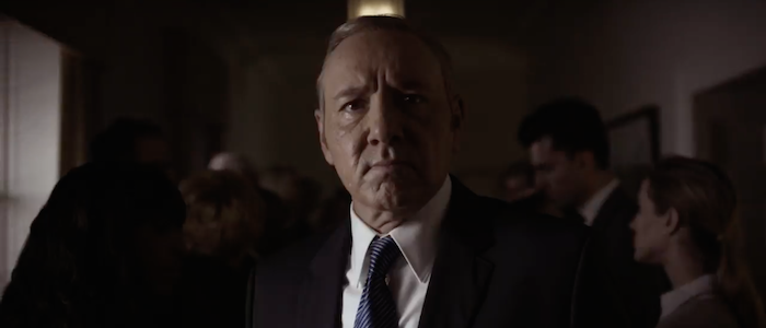 Daily Podcast: House of Cards, Kevin Spacey, Black Widow, Last Jedi