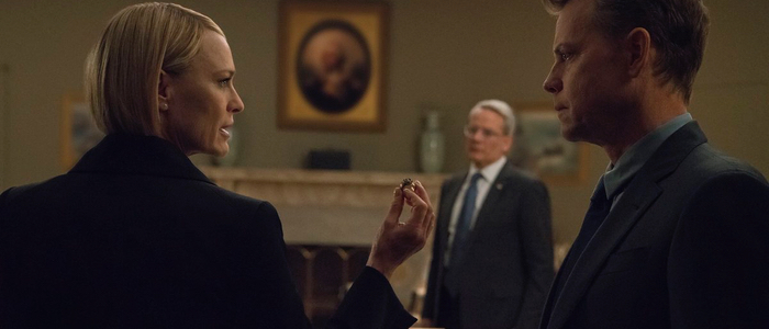 House of Cards Season 6 Images Introduce the Shepherd Family – /Film