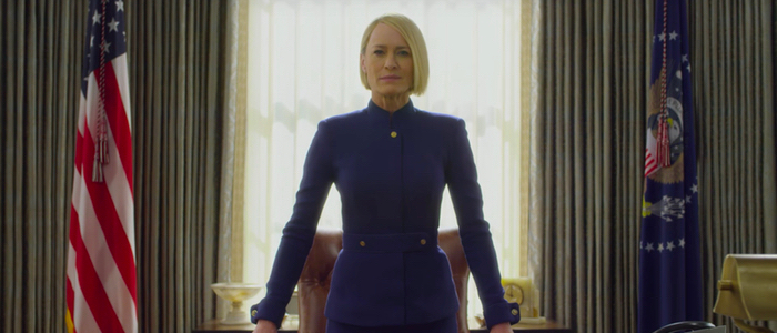 House of Cards Season 6 First Look Shows Robin Wright In Command