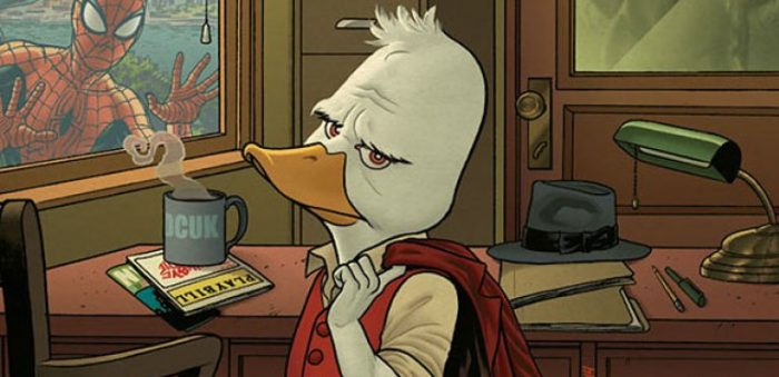 howard the duck animated series