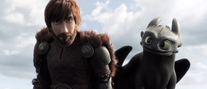 How to Train Your Dragon 3 Details