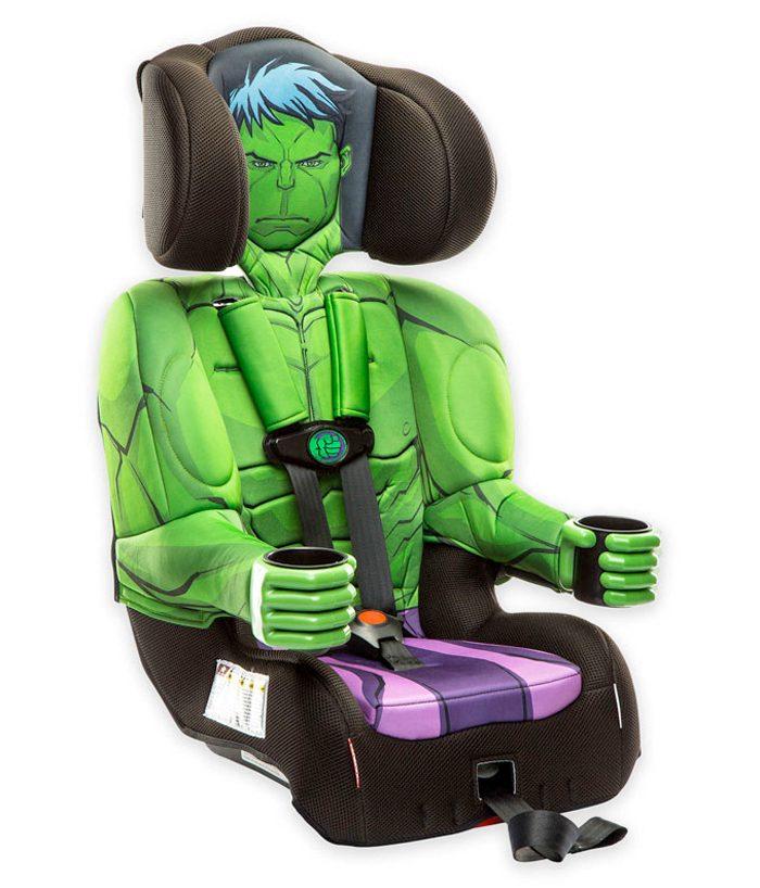 Hulk Car Seat