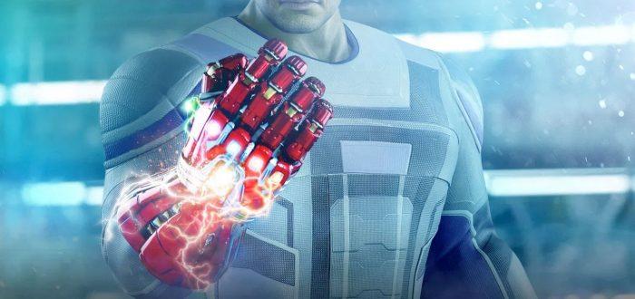 Hulk - Infinity Gauntlet