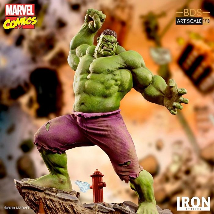 Hulk - Iron Studios Statue