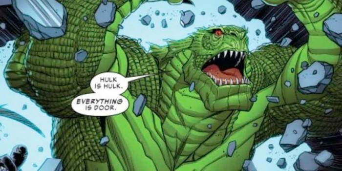 Lizard Hulk