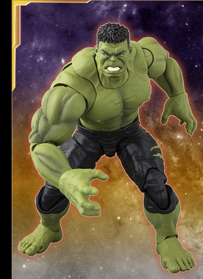 SH Figuarts Hulk - Avengers: Infinity War