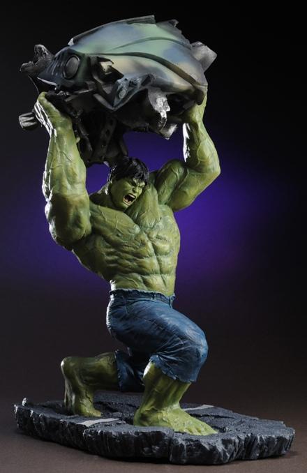 Cool Stuff Kotobukiya S Hulk Fine Art Statue Film