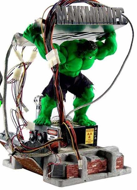 Hulk PC Mod