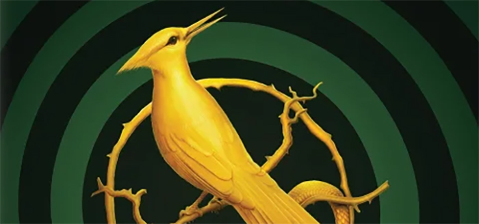 'Hunger Games' Prequel Novel is Called 'The Ballad of Songbirds and Snakes'