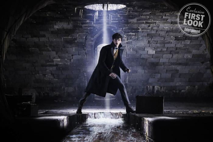 FANTASTIC BEASTS: THE CRIMES OF GRINDELWALD EDDIE REDMAYNE as Newt Scamander