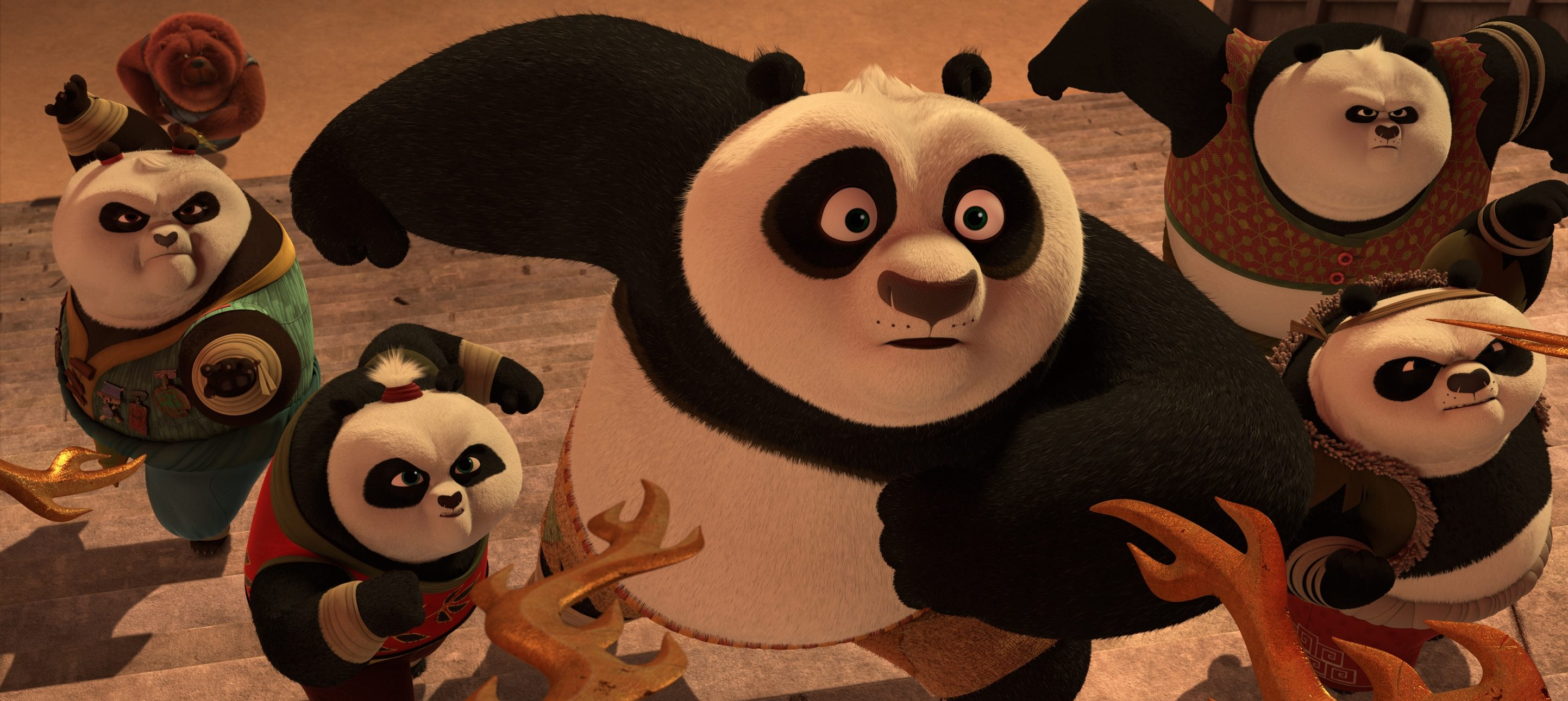 Kung Fu Panda The Paws Of Destiny Season 2 Trailer Released Film