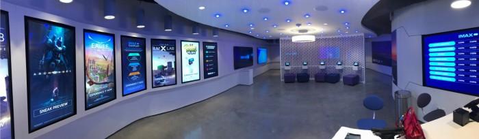 imax vr experience centre