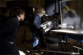 IMAX filming The Joker