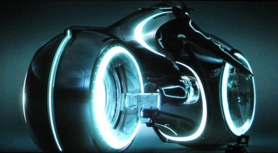 Tron light cycle