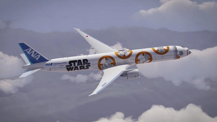 BB-8 jet
