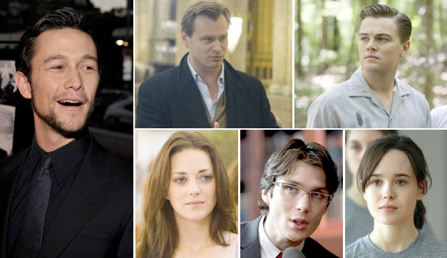 Inception Cast List