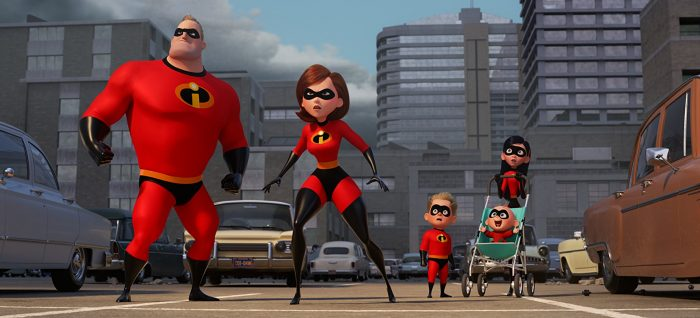 incredibles 2 early buzz