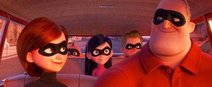Incredibles 2 Spoiler Review
