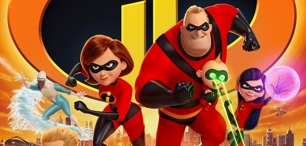 Incredibles 2 Poster Has New Supers