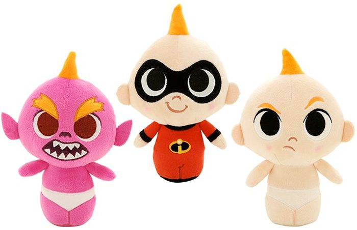 Incredibles 2 - Jack-Jack Plush
