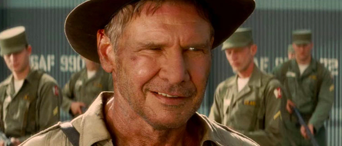 Indiana Jones 5 Will Be Harrison Ford's Last Time Playing Indy