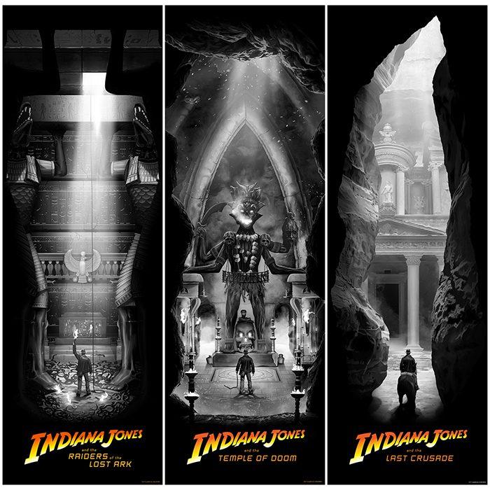 Ben Harman Indiana Jones Prints