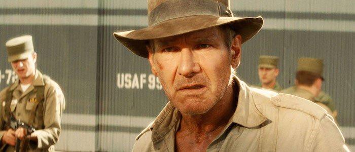 Indiana Jones 5 Status Updated by Producer Frank Marshall /Film