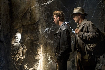 Indiana Jones TV Spot
