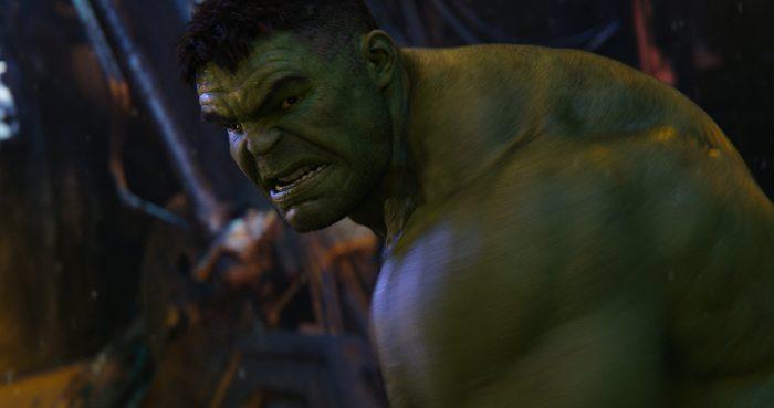 avengers infinity war hulk deleted