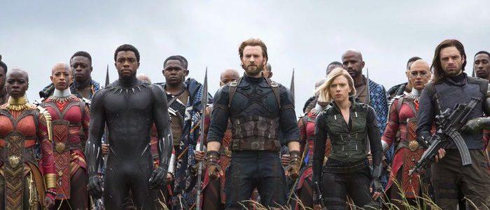 infinity war team